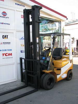 TCM FG10C19 carretilla elevadora