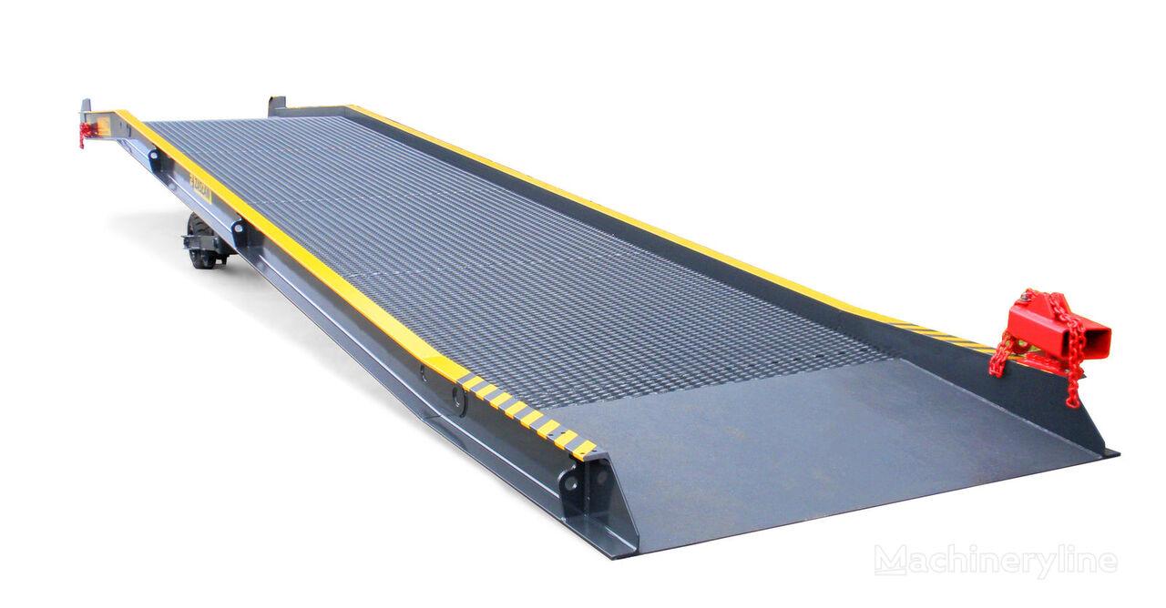 MOBILE RAMP RM.07 rampa de carga móvil nueva