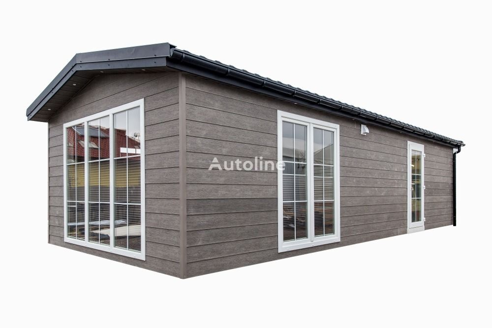 HOLIDAY HOMES ALL-YEAR Mobile Home 10 x 4 m | FREE TRANSPORT casa móvil nueva