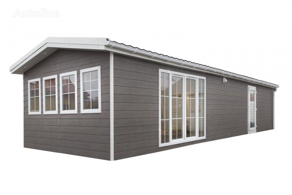 HOLIDAY HOMES - ALL-YEAR Mobile Home 12 x 4 m | FREE TRASNPORT casa móvil nueva