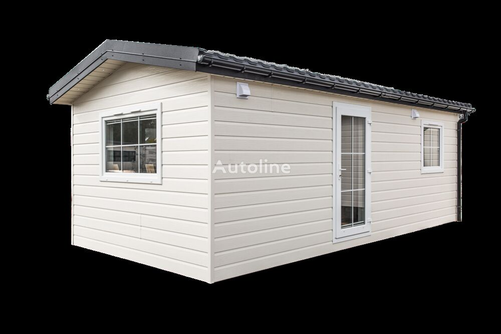 HOLIDAY HOMES ALL-YEAR Mobile Home 7 x 4 m | FREE TRANSPORT casa móvil nueva