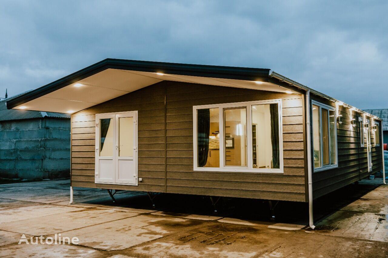TRIDENT Lake Lodge casa móvil nueva