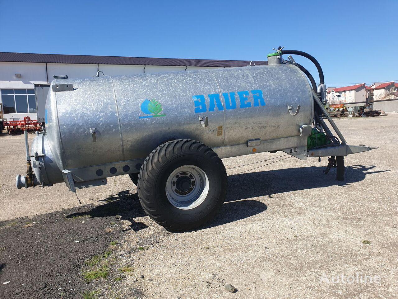 BAUER V70 cisterna alimentaria