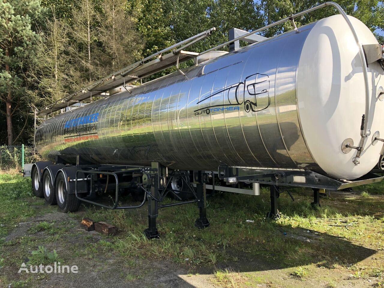 MAGYAR 22500l cisterna alimentaria