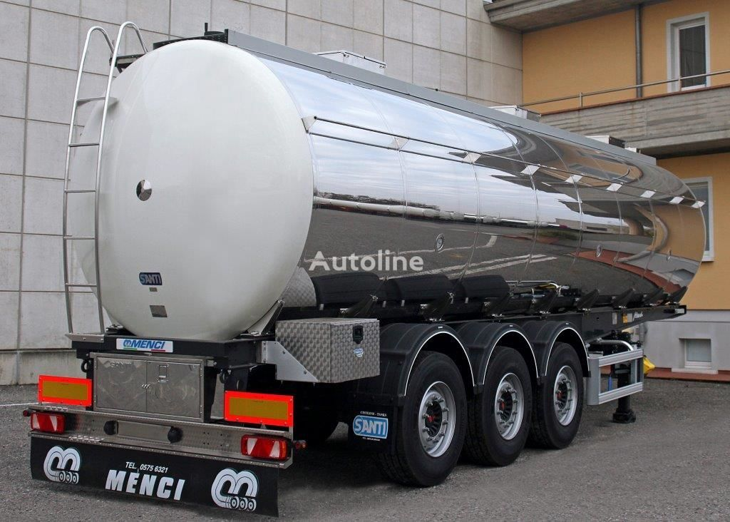 SANTI MENCI   Delivery in 60 days cisterna alimentaria nueva