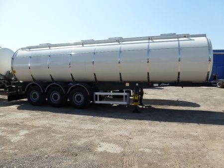 SANTI-MENCI (ID-) pishchevaya cisterna 3 kamery SANTI-MENCI cisterna alimentaria nueva