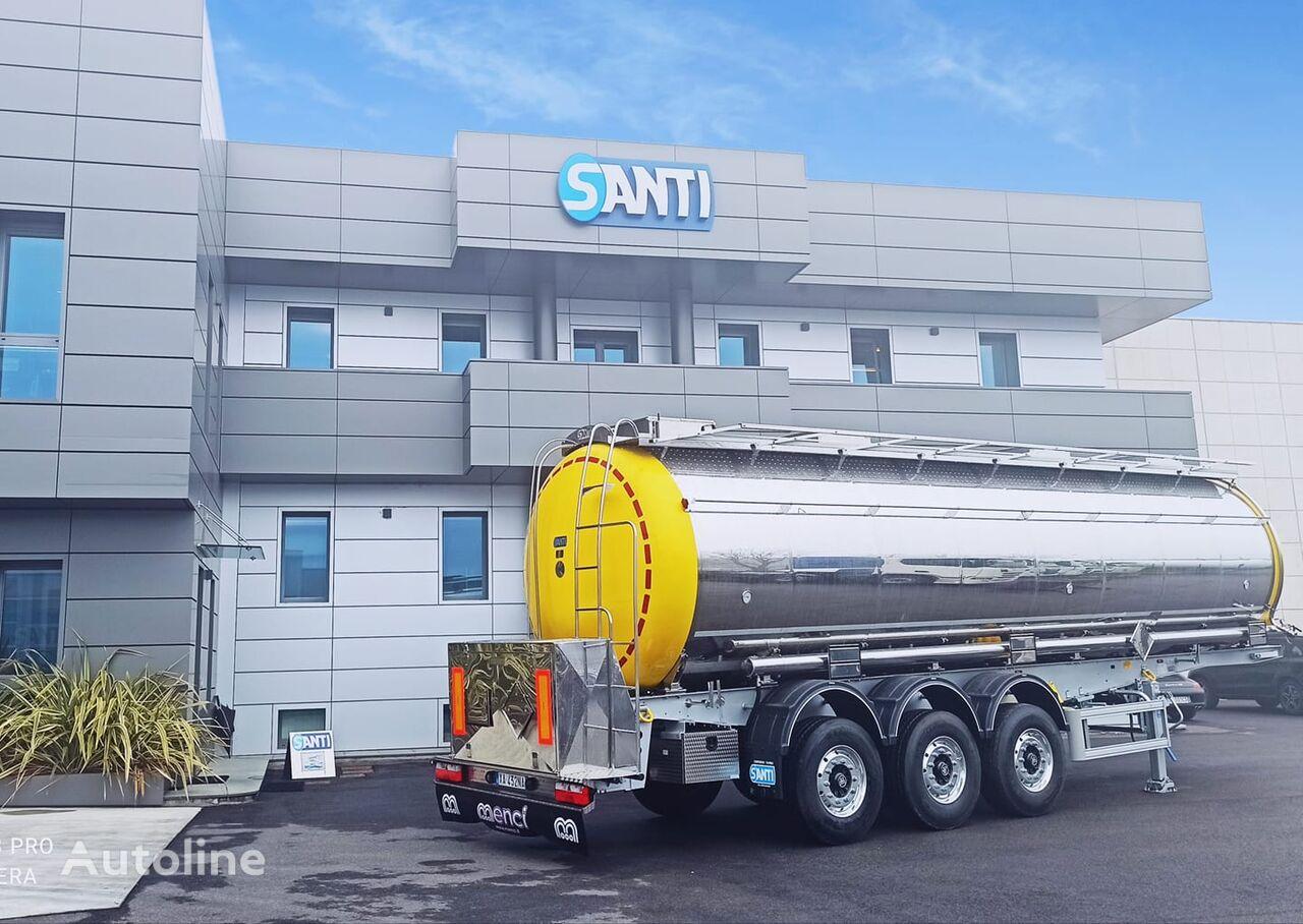 "SANTI MENCI SA105 ""EXTRA-LIGHT"" cisterna alimentaria nueva"