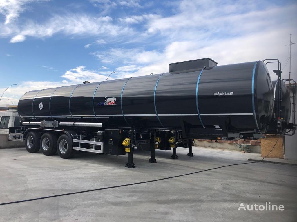 CODER HFO 38 NEW cisterna de betún nueva