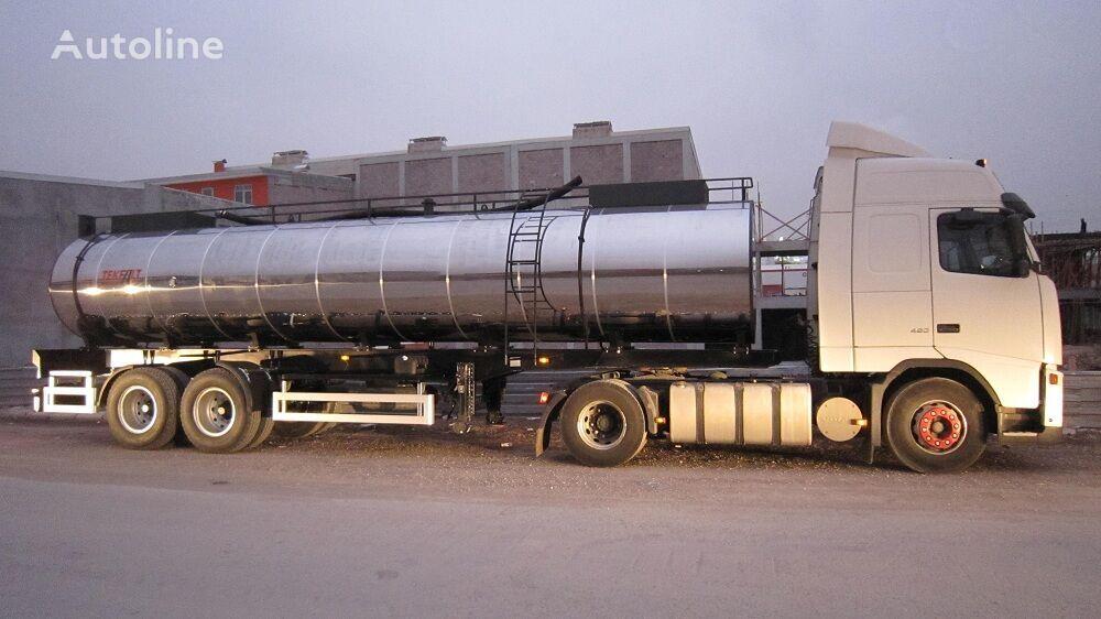 TEKFALT transFALT Bitumen Relay Tank cisterna de betún nueva