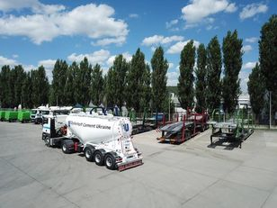 ALI RIZA USTA V-Type cisterna de cemento nueva