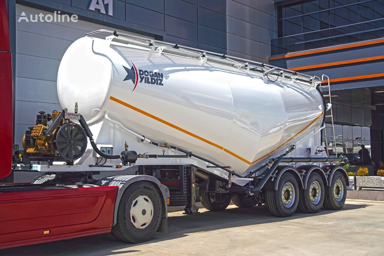 DOĞAN YILDIZ V-TIPA cisterna de cemento nueva