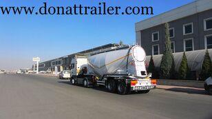 DONAT W-Bogie Cement Trailer cisterna de cemento nueva