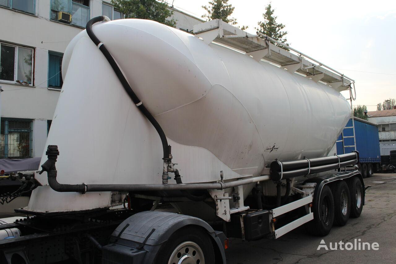 SPITZER SF2433 cisterna de cemento