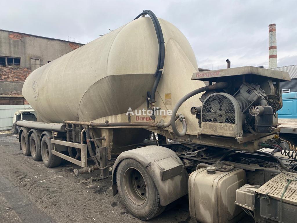 BARYVAL CB-3AL cisterna de cemento
