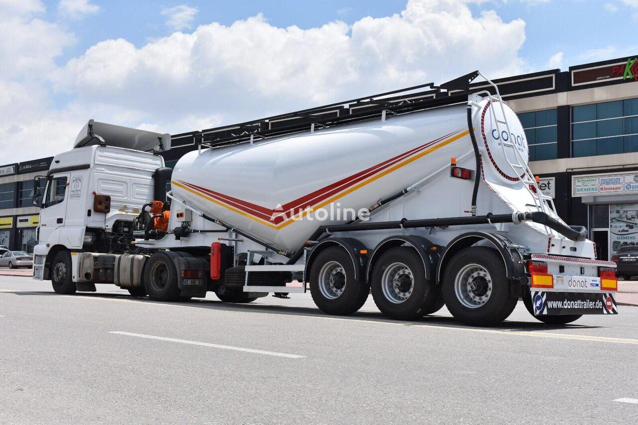 DONAT V-Type Cement Semitrailer cisterna de cemento nueva