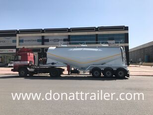 DONAT V-Type Dry Bulk cisterna de cemento nueva