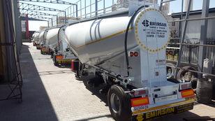 EMIRSAN Cement Trailer From Manufacturer , Direct from Factory .2020 Mod cisterna de cemento nueva
