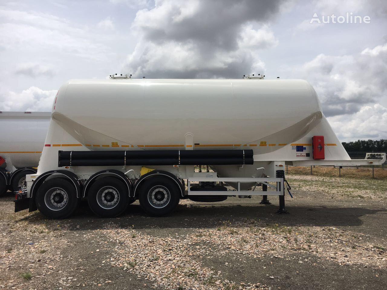 KASSBOHRER SSL 35 /2-10/24 cisterna de cemento nueva