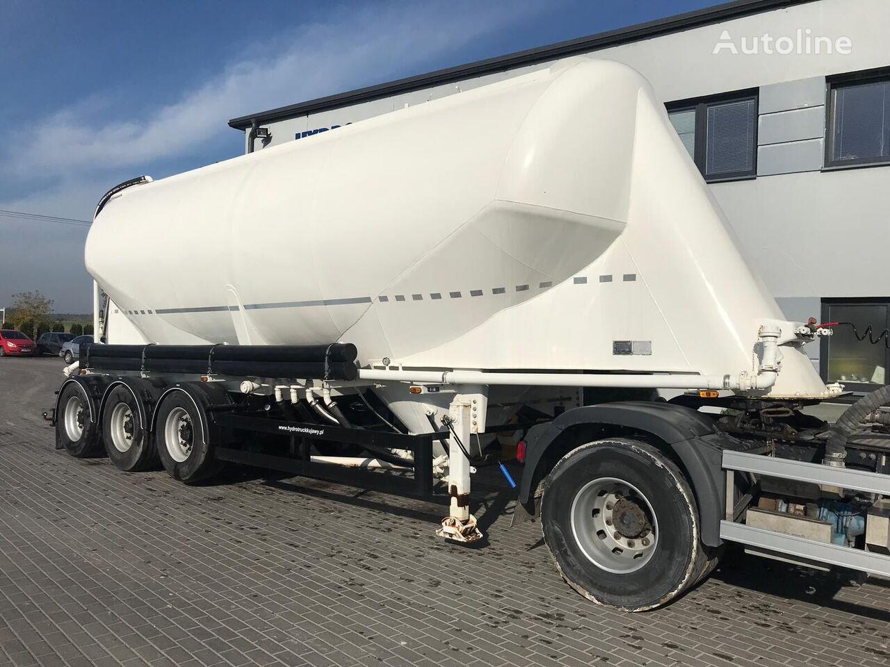 KASSBOHRER SSL35 cisterna de cemento
