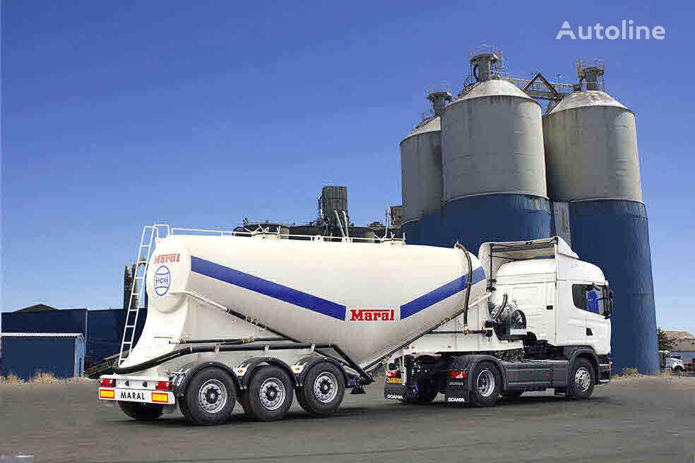Maral Trailer cisterna de cemento nueva