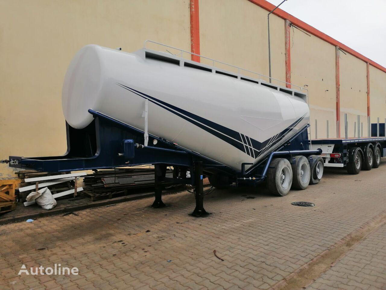 NOVA REFURBISHED CEMENT TANKER cisterna de cemento