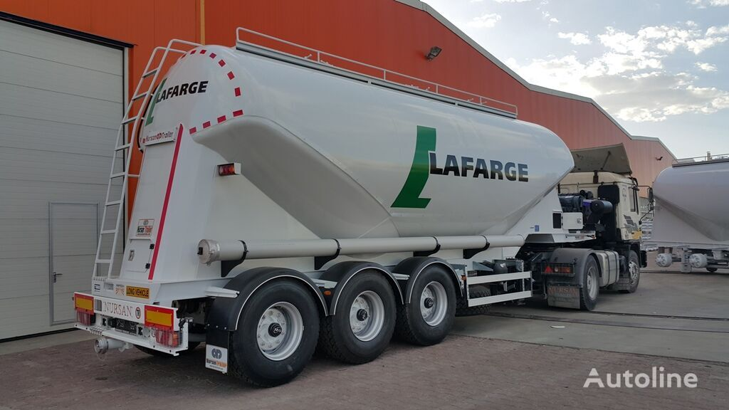NURSAN 38M3  TYPEV cisterna de cemento nueva