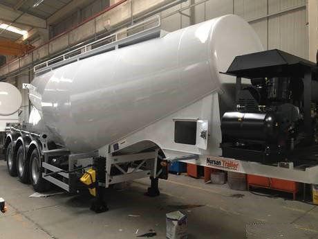 NURSAN (MUKOVOZ) V-obraznogo tipa cisterna de cemento nueva