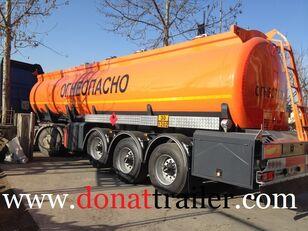 DONAT Fuel Tanker - ADR - Бензовоз - ОТТС  cisterna de combustible nueva