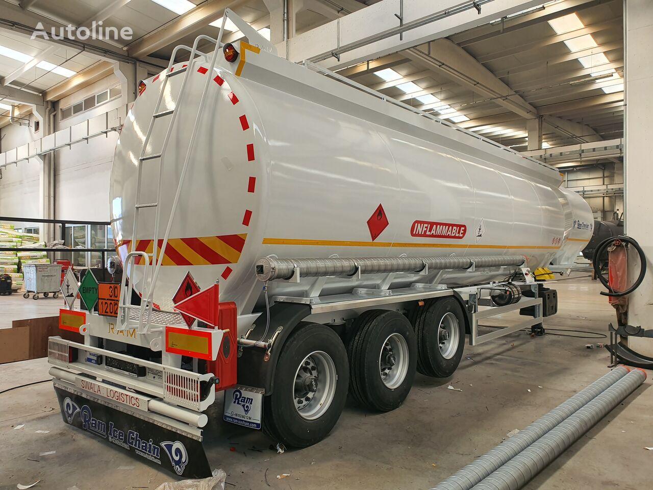 Ram Treyler 50.000 LT FUEL TANKER cisterna de combustible nueva