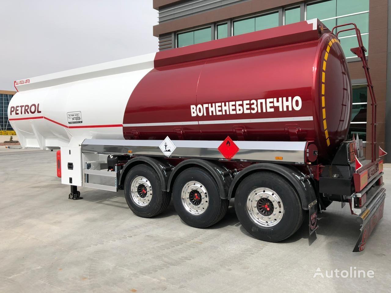 ALI RIZA USTA BENZOVOZ cisterna de combustible nueva