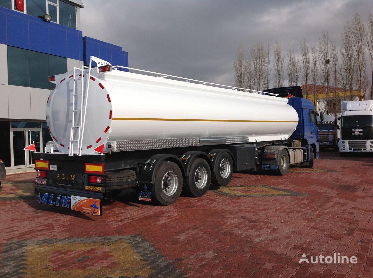 ALIM  TANKER TRAILER cisterna de combustible nueva