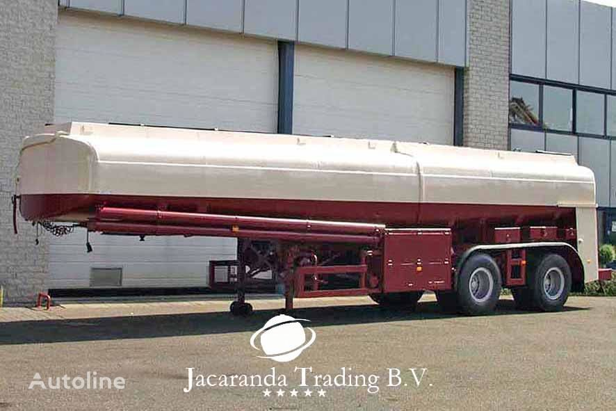 AUREPA STW 30000 FUEL TANK TRAILER cisterna de combustible