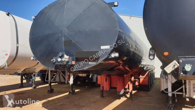 Caldal BCG-34 MONOCUBA cisterna de combustible