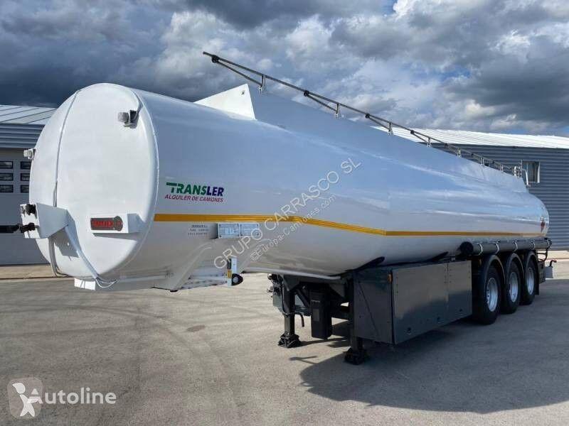 INDOX HIDROCARBUROS 40.000 LITROS cisterna de combustible