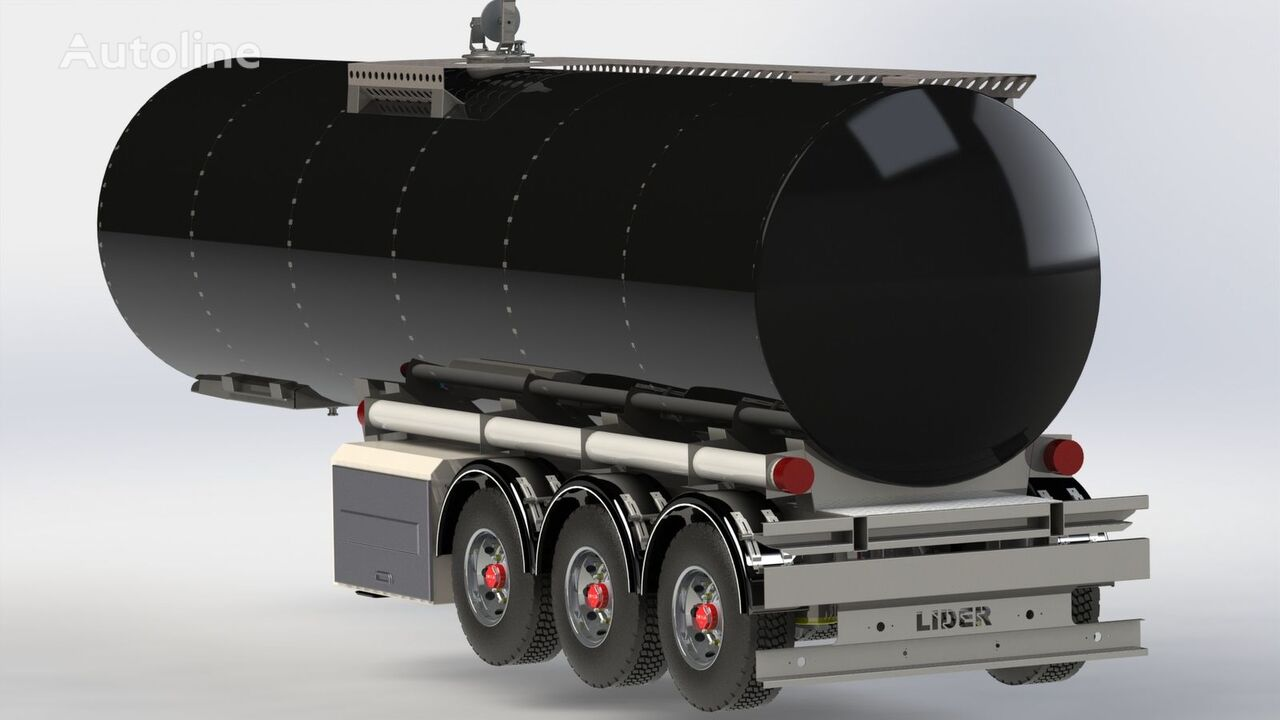 LIDER 2020 year NEW directly from manufacturer compale stockny ready a cisterna de combustible nueva