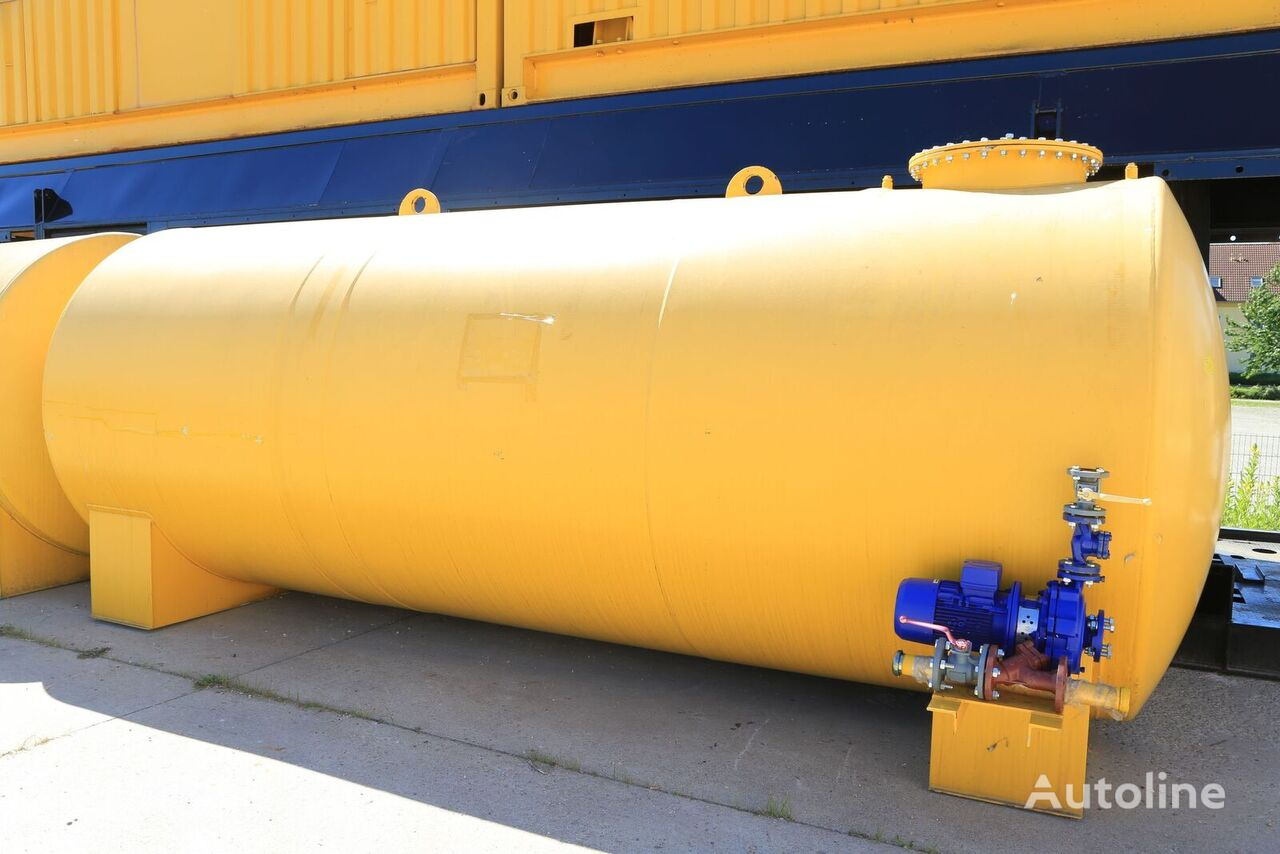 Lintec Dieseltank mit KSB-Pumpe (neu/ungenutzt)  cisterna de combustible nueva