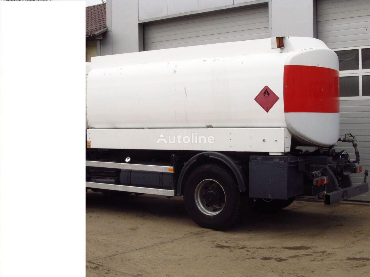 MERCEDES-BENZ ONLY TANK BUNGE 13500 L CYSTERNA DO PALIWA cisterna de combustible