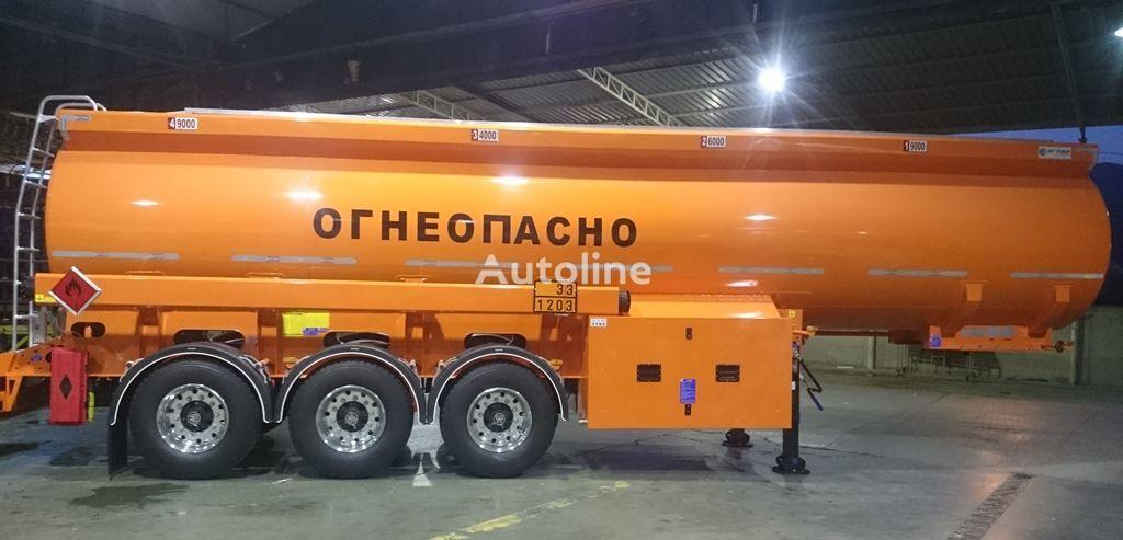 OKT TRAILER cisterna de combustible nueva