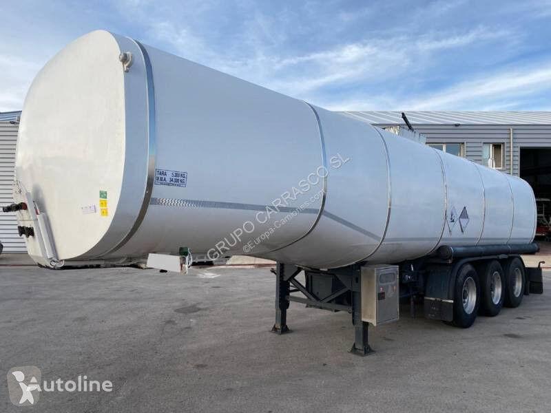 PARCISA CCA 150 175 cisterna de combustible