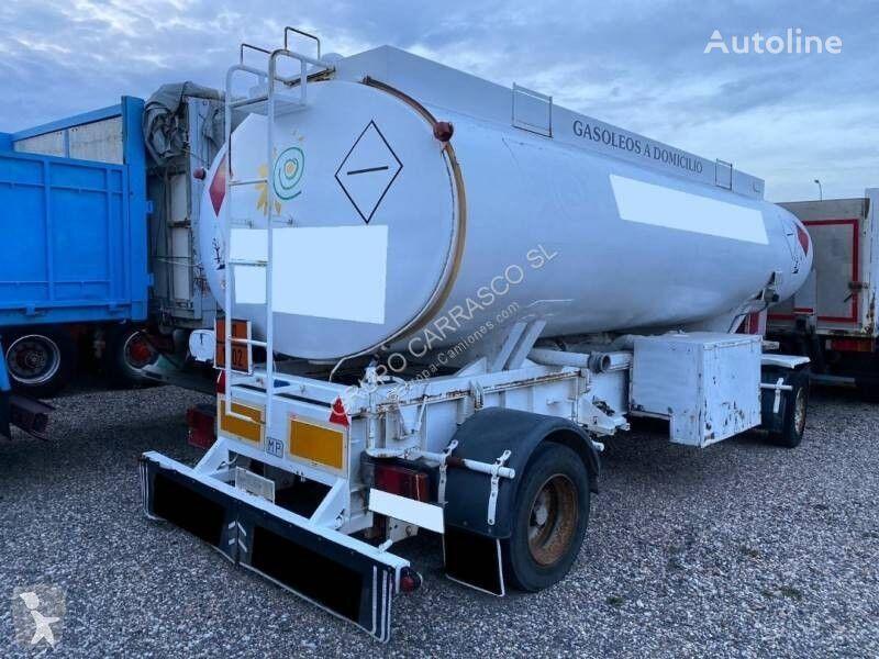 RIGUAL Combustible cisterna de combustible