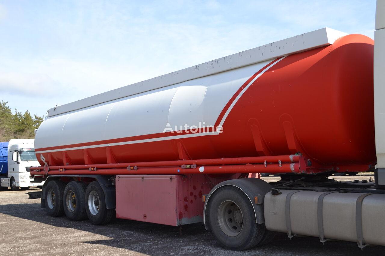 ROHR cisterna de combustible