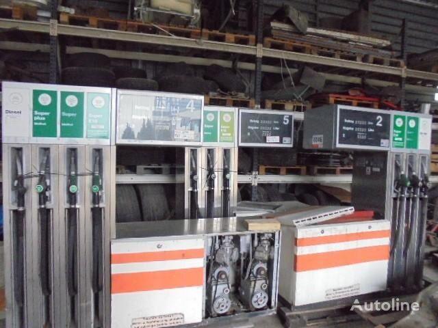 Roth Dystrybutory Paliwa cisterna de combustible