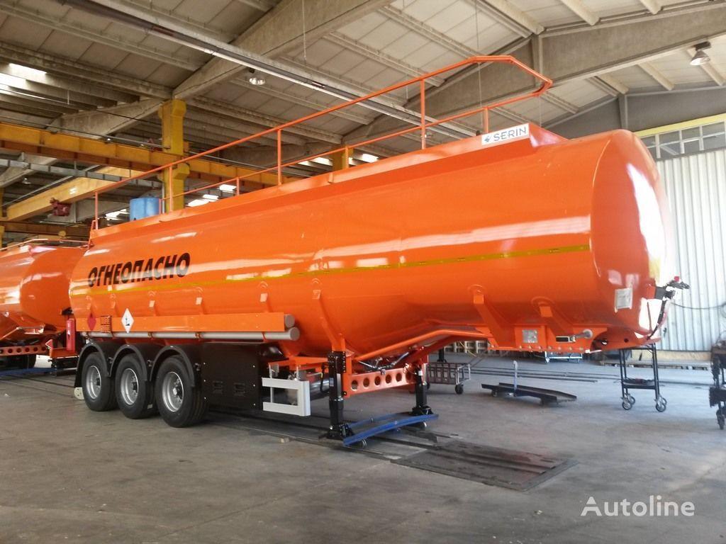 SERIN 2020 cisterna de combustible nueva