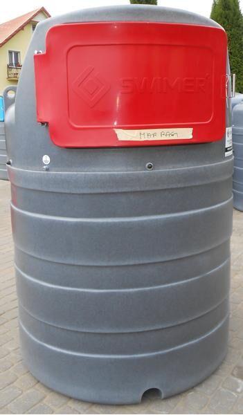 SWIMER Diesel-Tank/ Double walled tank/ Zbiornik cisterna de combustible nueva