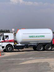 YILTEKS LPG BOBTAIL TANK cisterna de gas nueva
