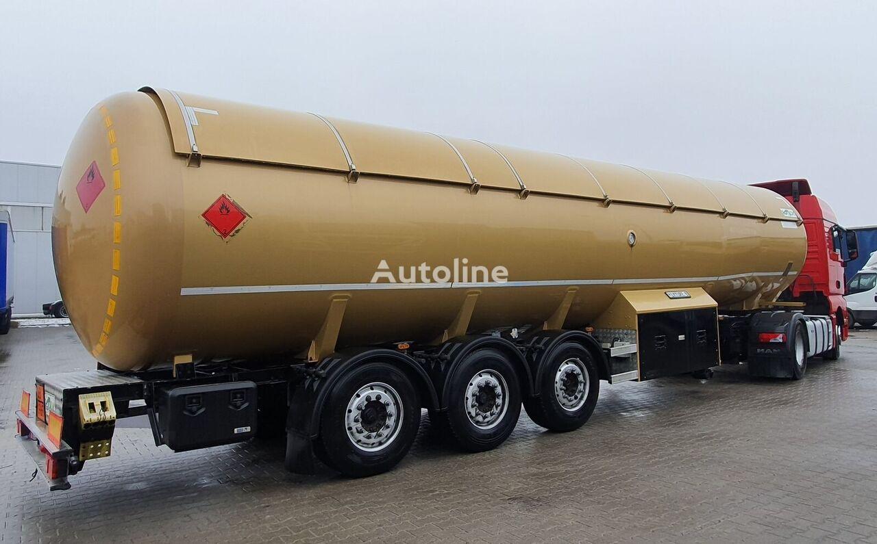 BC LDS NCG-50 cisterna de gas