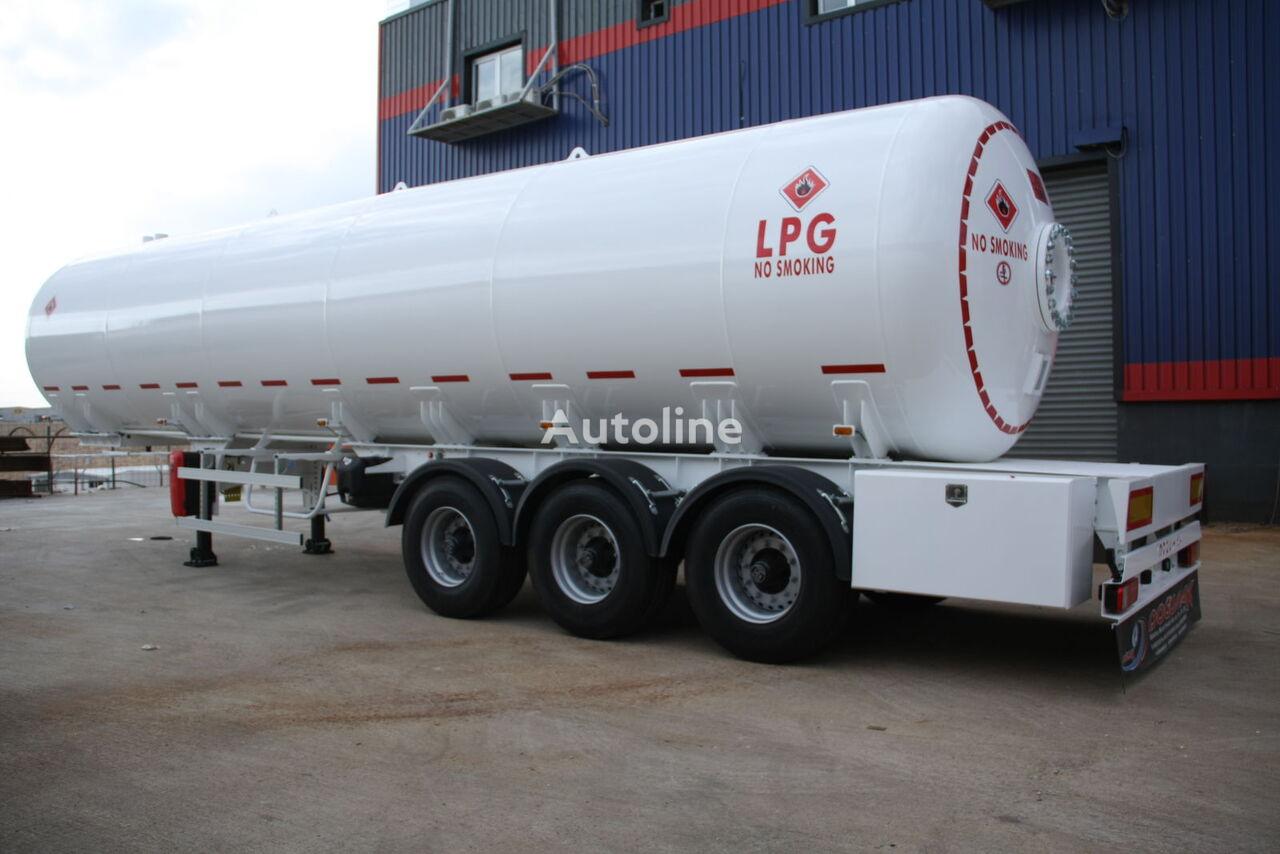 DOĞUMAK Exclusive Model  cisterna de gas nueva