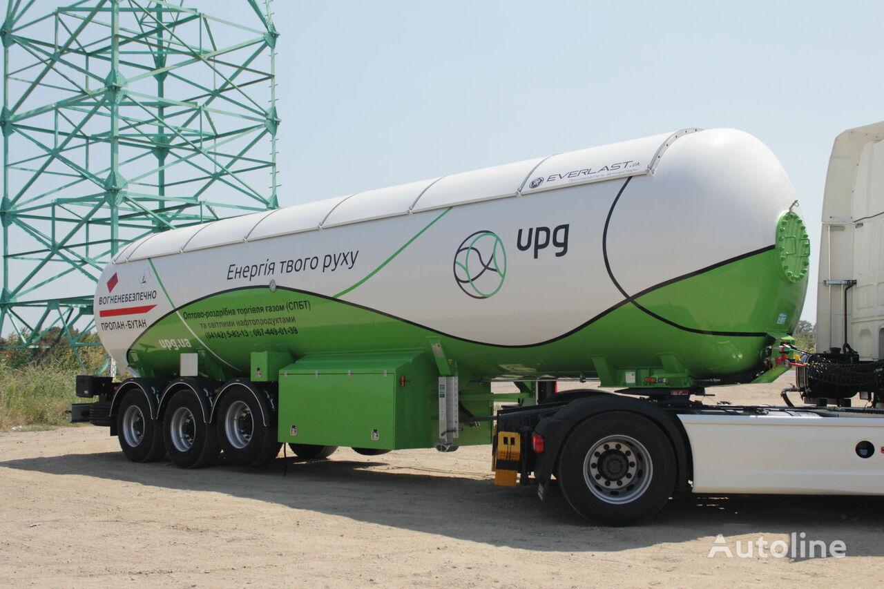EVERLAST LPG cisterna de gas nueva