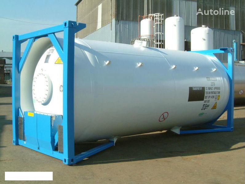 GASCON   20 FT cisterna de gas