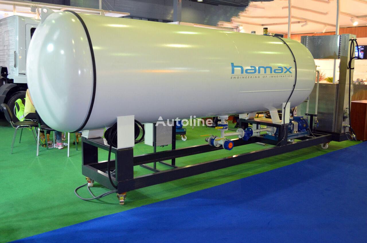 HAMAX AGS-22 AUTOGAS STATION cisterna de gas nueva